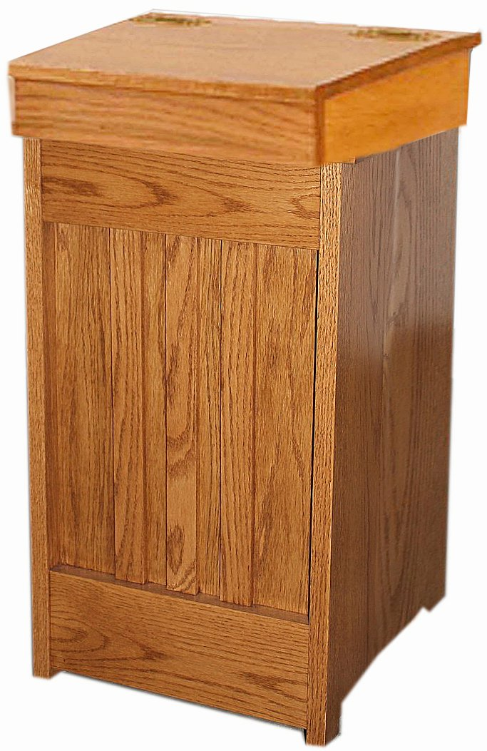 This unique and useful Amish Furniture Oak or Cherry
