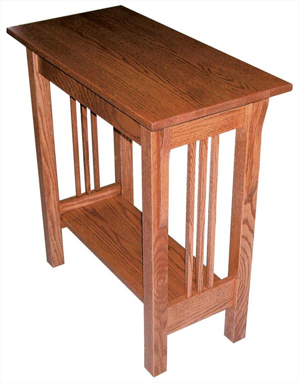 Amish prairie mission console table 29 inches high x 29 for 10 inch wide side table