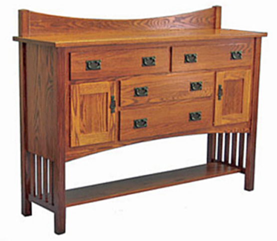 Ohio amish furniture index arts in heaven for Mission style furniture