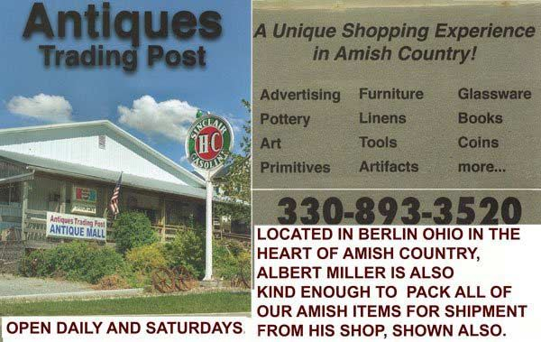 Antiques Trading Post