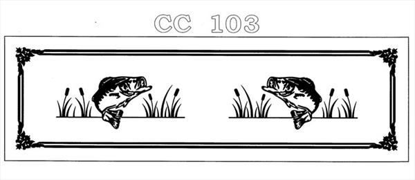 Amish Hope Chest Pattern CC103