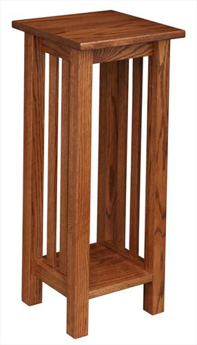 Amish Mission Plant Stand 24 inches high x 12 inches width