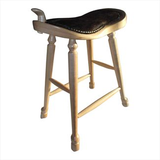 Amish Fabric Swivel Stool Amish Furniture Oak or Cherry or Hard Maple or QS Oak or Hickory Swivel Saddle Stool Fabric Leather Seats